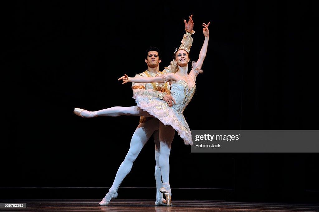 "UK - Royal Ballet's ""The Sleeping Beauty "" in London : News Photo"