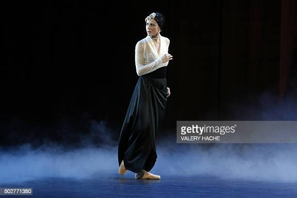 Marianna Barabas performs in the show CasseNoisette et Compagnie a new creation by French dancer and choreographer JeanChristophe Maillot on December...