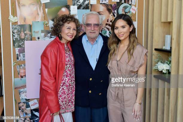 Marianna Hewitt and family attend Summer Fridays Skincare Launch With Marianna Hewitt Lauren Gores Ireland at Hayden on March 15 2018 in Culver City...
