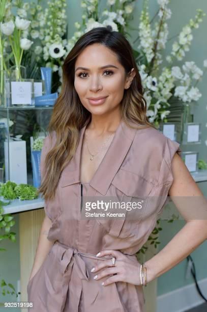 Marianna Hewitt attends Summer Fridays Skincare Launch With Marianna Hewitt Lauren Gores Ireland at Hayden on March 15 2018 in Culver City California