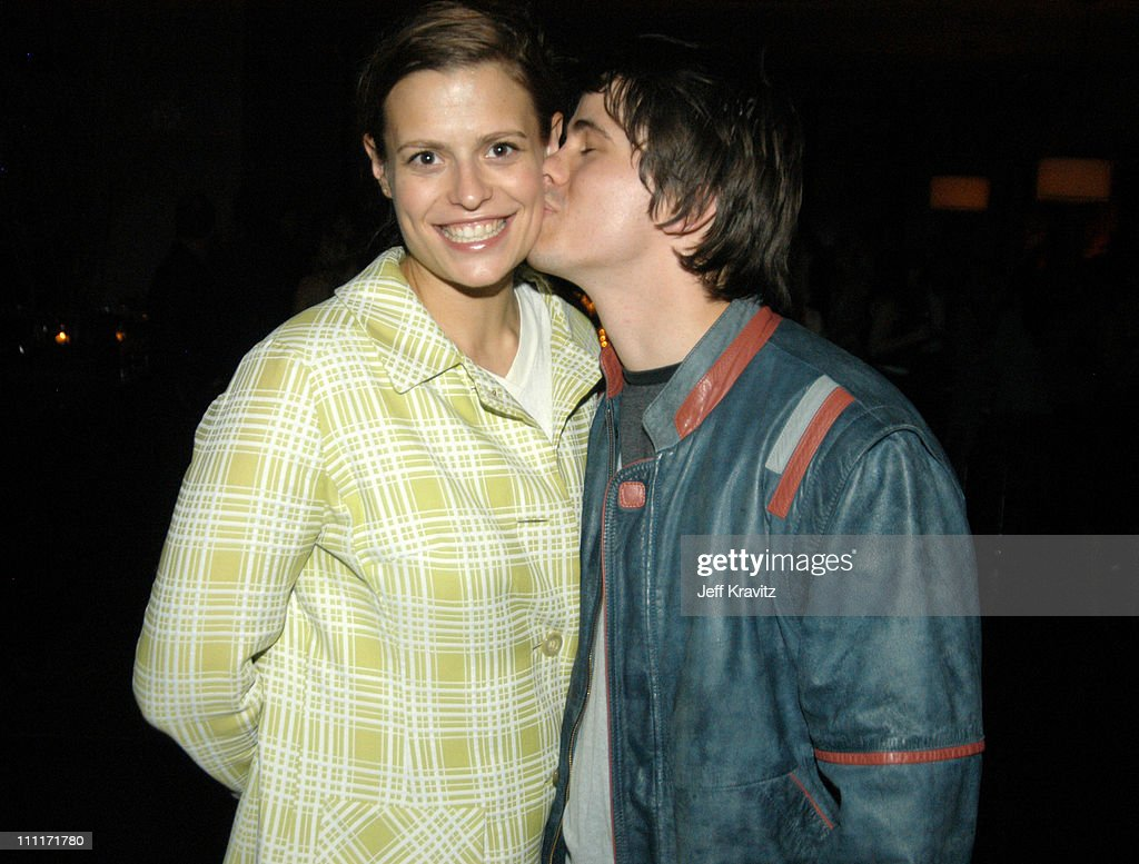 Marianna Palka and Jason Ritter during 'Bad Santa' - Los Angeles Premiere and After-Party at Bruin Theater in Westwood, California, United States.