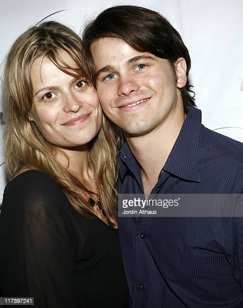 Marianna Palka and Jason Ritter during Philanthro Productions Debut Event Benefiting the Elizabeth Glaser Pediatric AIDS Foundation Arrivals at...