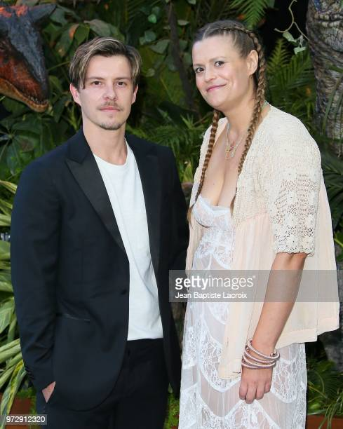 Marianna Palka attends the premiere of Universal Pictures and Amblin Entertainment's Jurassic World Fallen Kingdom on June 12 2018 in Los Angeles...