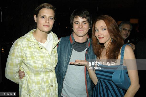 Marianna Palka Jason Ritter and Amy Yasbeck *Exclusive*