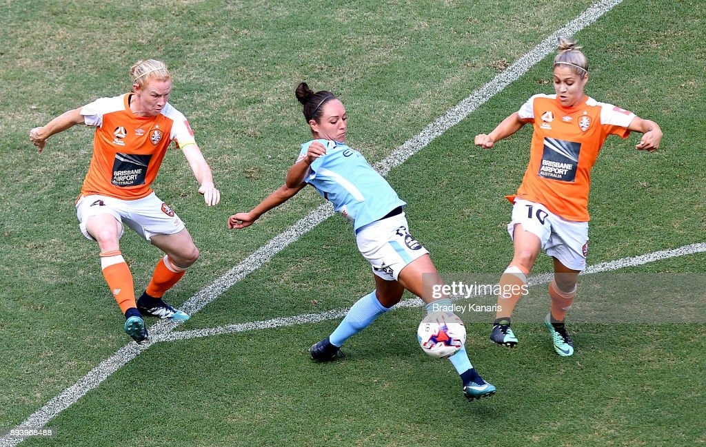 W-League Rd 8 - Brisbane v Melbourne City