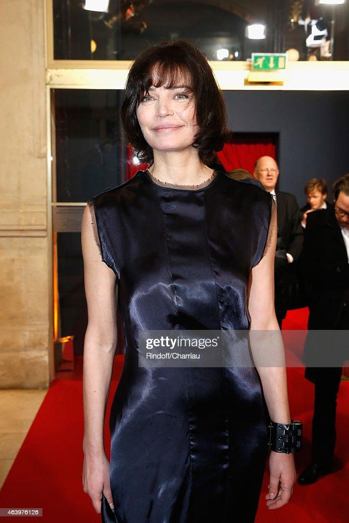 Cocktail Arrivals - Cesar Film Awards 2015 At Theatre du Chatelet
