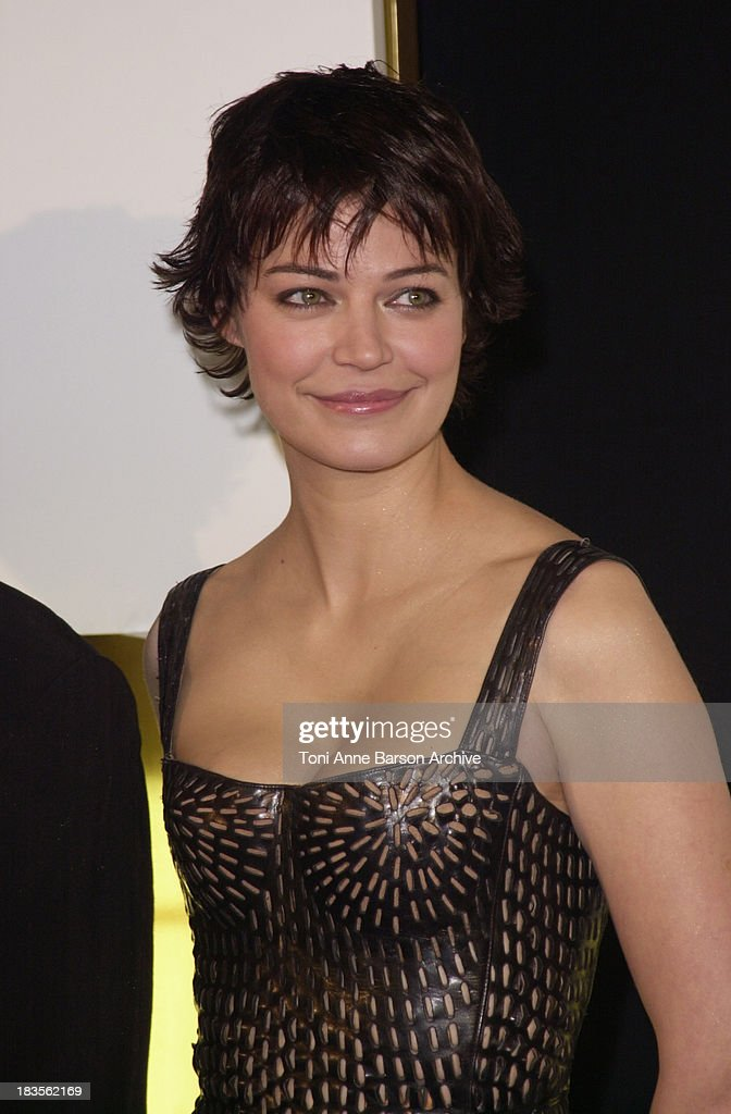Cesar Awards Ceremony 2002 - Press Room