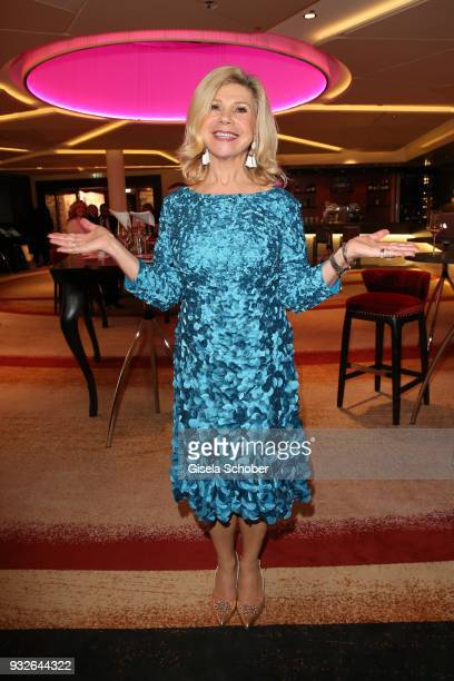 Marianne Hartl during the Four Seasons Fashion Charity Dinner at Hotel Vier Jahreszeiten on March 15 2018 in Munich Germany