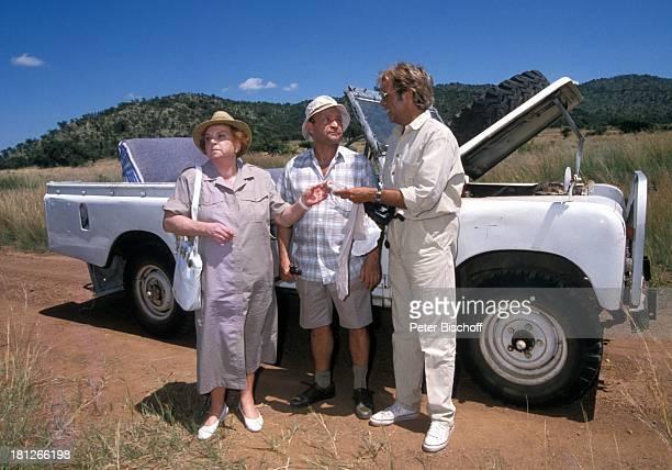 Marianne Kiefer Christian Ebel Thomas Fritsch PRO 7 Serie 'Glueckliche Reise ' Folge 18 'Sun City' 'The Lost City'/SüdAfrika Südafrika Episode 1...