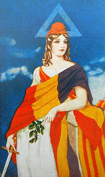 Marianne National Symbol Of The French Republic Pictures Getty