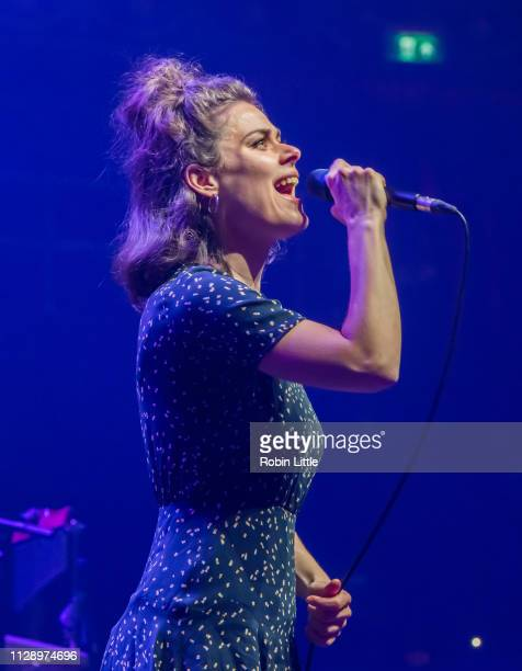 Marianne Neumann of Berge performs at The Royal Albert Hall on March 6 2019 in London England