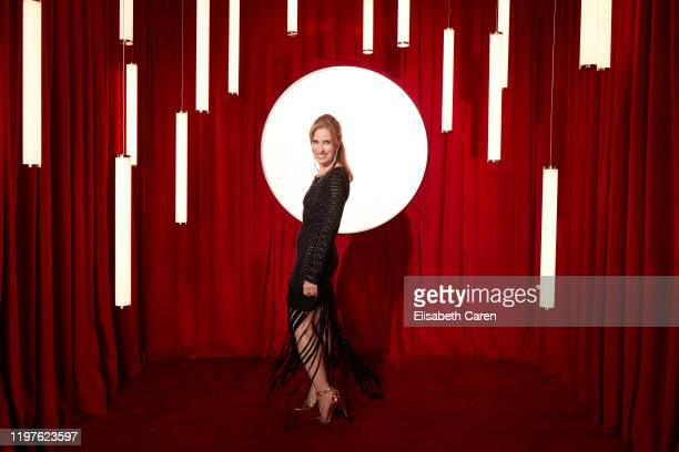 Marianne Parker attends the 22nd Costume Designers Guild Awards at The Beverly Hilton Hotel on January 28 2020 in Beverly Hills California