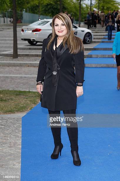 Marianne Rosenberg attends the producer party 2012 of the German producers alliance on June 14 2012 in Berlin Germany