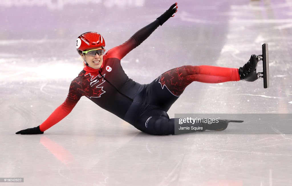Short Track Speed Skating - Winter Olympics Day 8