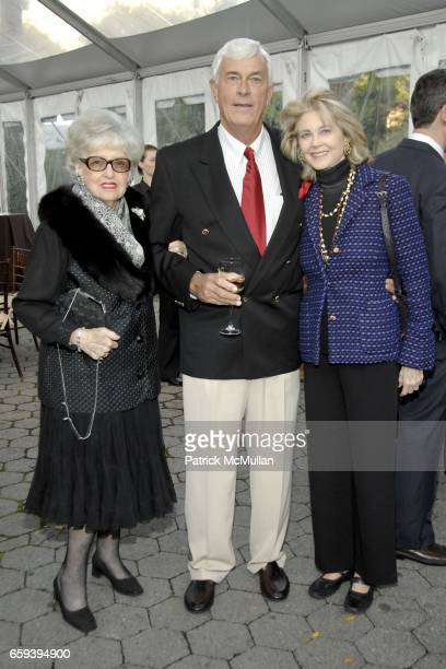 Marianne Strong James Gardner and Maria Cooper Janis attend WILLIAM FLAHERTY Hosts Book Party for JAMES GARDNER's THE LION KILLER at The Central Park...