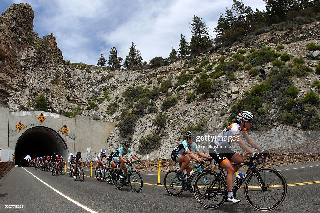 Amgen Breakaway From Heart Disease Women's Race - Stage 1 - South Lake Tahoe