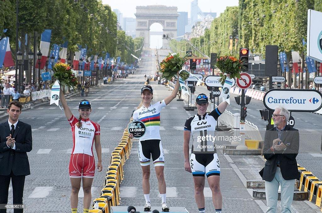 Le Tour de France 2014 - Stage Twenty One : News Photo