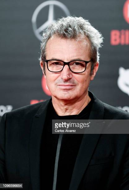 Mariano Barroso attends during Feroz awards red carpet on January 19 2019 in Bilbao Spain
