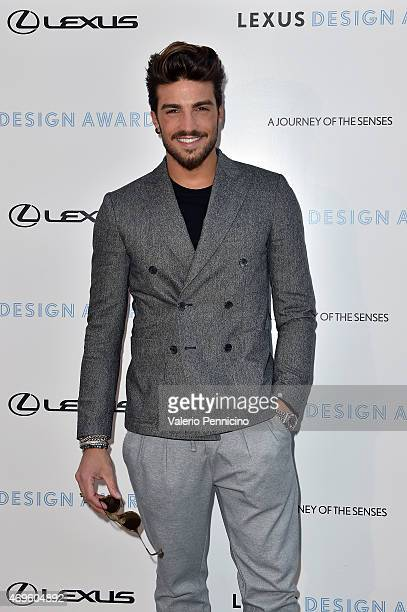 Mariano Di Vaio attends Lexus Opening cocktail party on April 13 2015 in Milan Italy