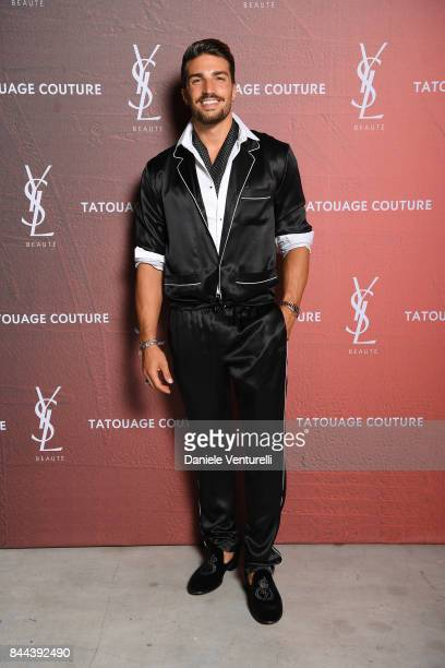 Mariano Di Vaio attends the YSL Beauty Club Party during the 74th Venice Film Festival at Arsenale on September 8 2017 in Venice Italy