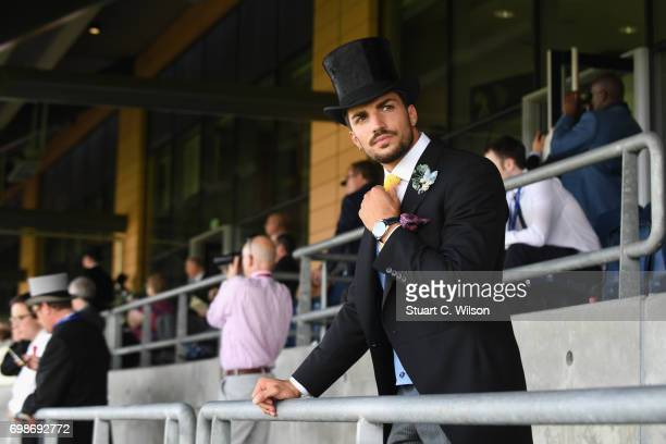 Mariano Di Vaio on day 1 of Royal Ascot at Ascot Racecourse on June 20 2017 in Ascot England