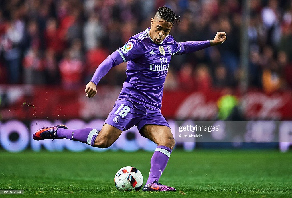 Sevilla v Real Madrid - Copa del Rey: Round of 16 Second Leg : News Photo