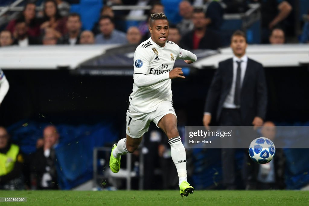 Real Madrid  v Viktoria Plzen - UEFA Champions League Group G : News Photo