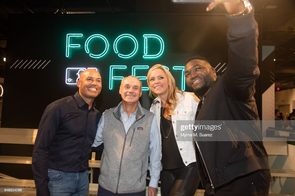 Christie Brinkley Attends Major League Baseball Food Fest