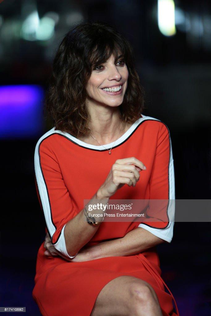 Maribel Verdu attends 'Abracadabra' Madrid photocall on July 17, 2017 in Madrid, Spain.