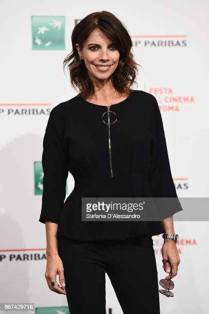 Maribel Verdu attends 'Abracadabra' photocall during the 12th Rome Film Fest at Auditorium Parco Della Musica on October 28 2017 in Rome Italy