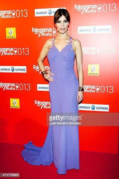 Maribel Verdu attends 'Fotogramas Awards' 2013 at Teatro Joy Eslava on February 24 2014 in Madrid Spain