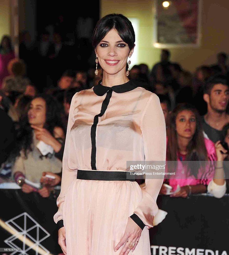 Maribel Verdu attends Malaga Film Festival 2013 on April 25, 2013 in Malaga, Spain.