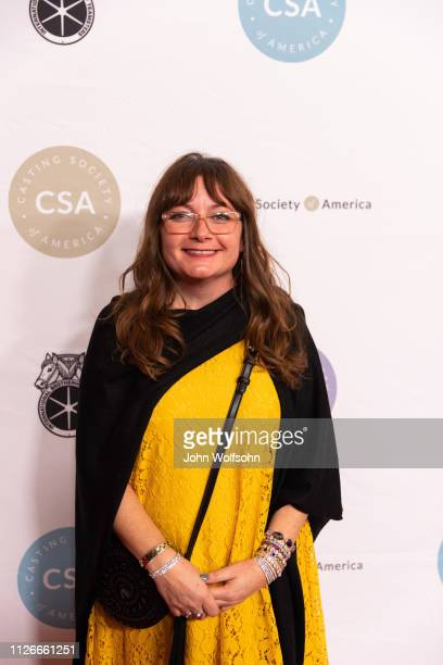 Marie AK McMaster attends The Casting Society of America's 34th Annual Artios Awards at The Beverly Hilton Hotel on January 31 2019 in Beverly Hills...