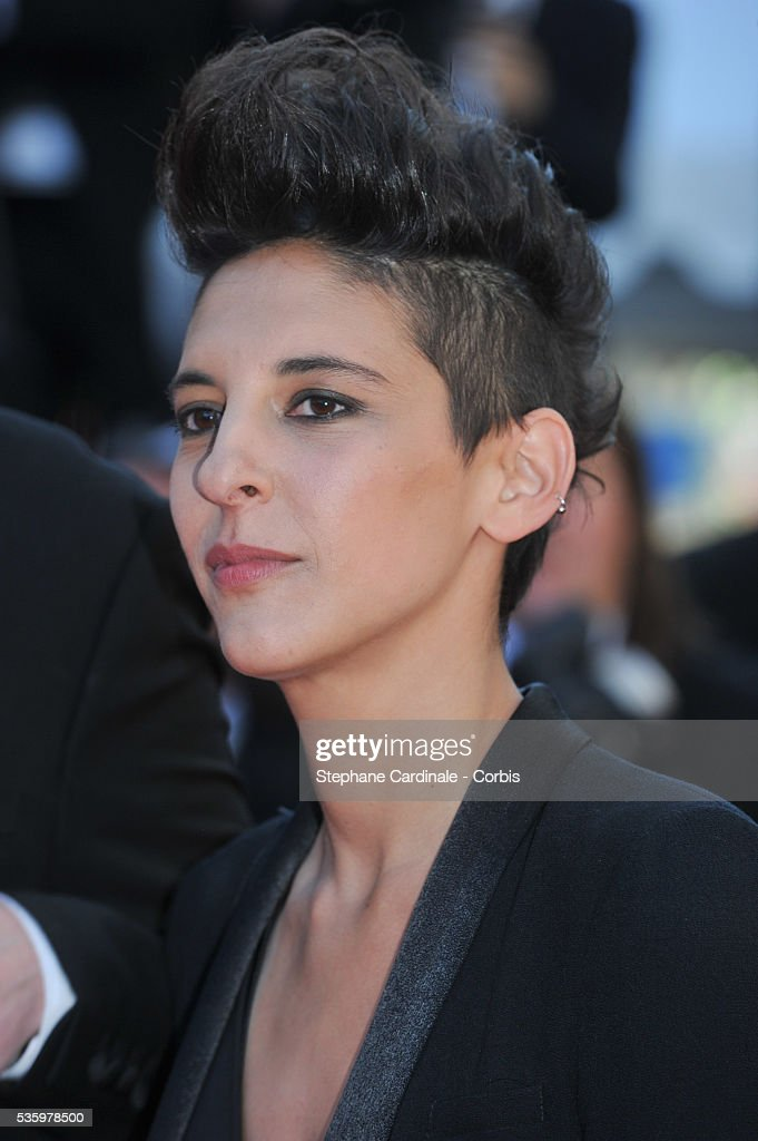 Marie Amachoukeli at the Closing ceremony and 'A Fistful of Dollars' screening during 67th Cannes Film Festival