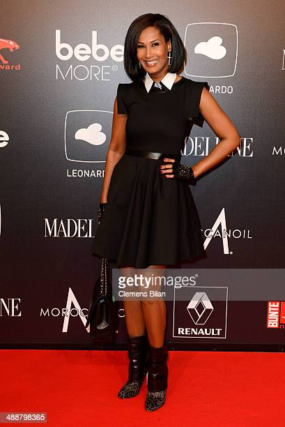 Marie Amière attends Leonardo at the New Faces Award Film 2014 at eWerk on May 8 2014 in Berlin Germany