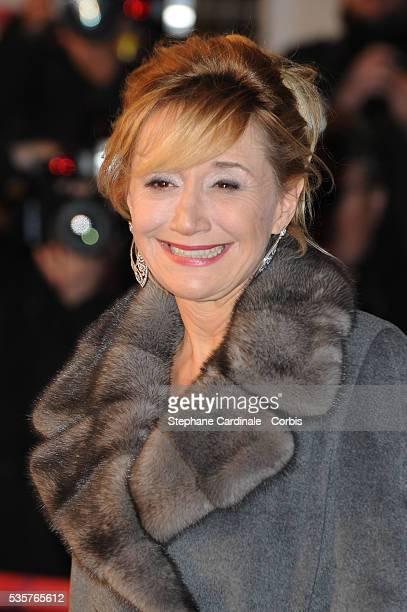 Marie Anne Chazel attends the NRJ Music Awards 2011 at the Palais des Festivals et des Congres in Cannes