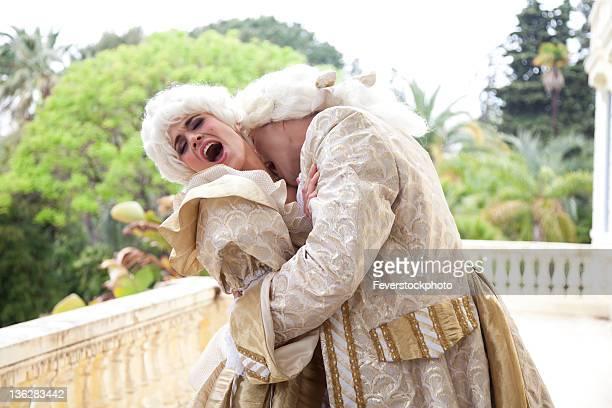 Marie-Antoinette être de grave gelures aux membres sur la nuque