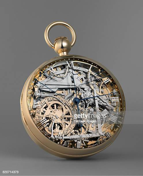 Marie Antoinette pocket watch No 1160 Private Collection