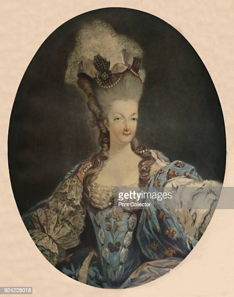 'Marie Antoinette Queen of France' Marie Antoinette Queen Consort of Louis XVI of France The daughter of Francis I and Maria Theresa of Austria Marie...