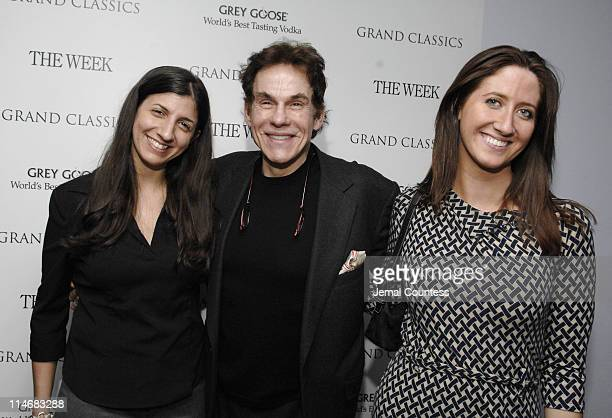 Marie Assante Couri Hay and Lauren Larkin during Sam Mendes Hosts a Grand Classics Screening of Kind Hearts and Coronets Presented by The Week at...