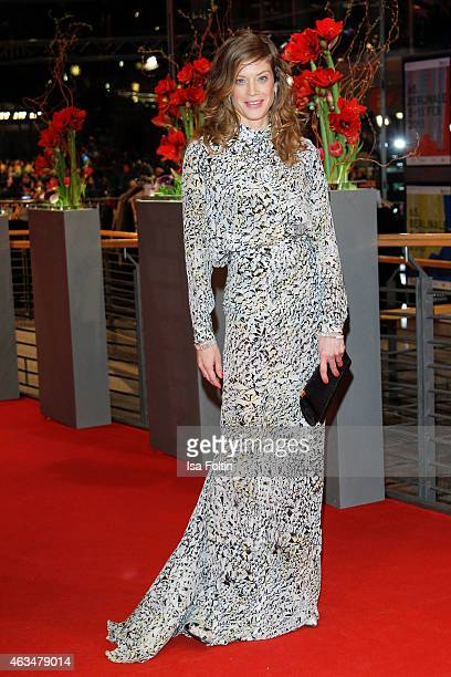Marie Baeumer attends the Closing Ceremony of the 65th Berlinale International Film Festival on February 14 2015 in Berlin Germany