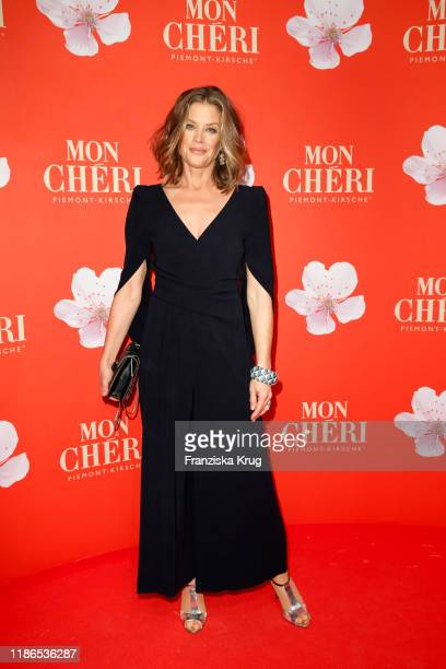 Marie Baeumer during the Mon Cheri Barbara Tag at Isarpost on December 4 2019 in Munich Germany