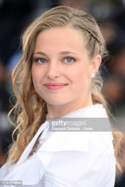Marie Bernard attends the photocall for Mektoub My Love Intermezzo during the 72nd annual Cannes Film Festival on May 24 2019 in Cannes France