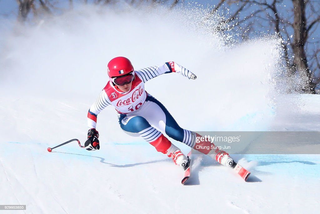 2018 Paralympic Winter Games - Day 1 : Photo d'actualité