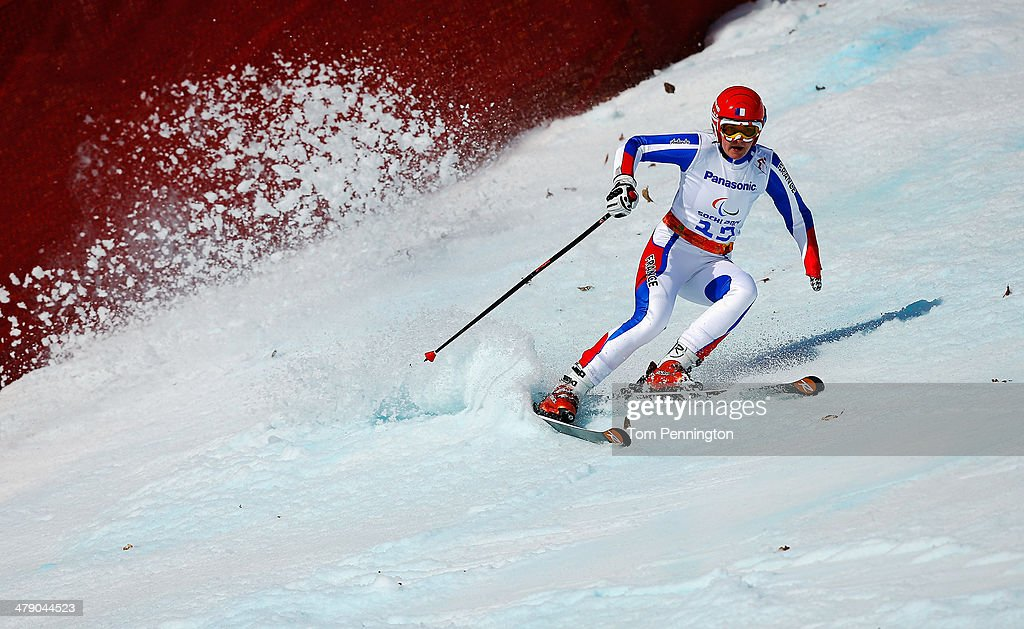 2014 Paralympic Winter Games - Day 9 : Photo d'actualité