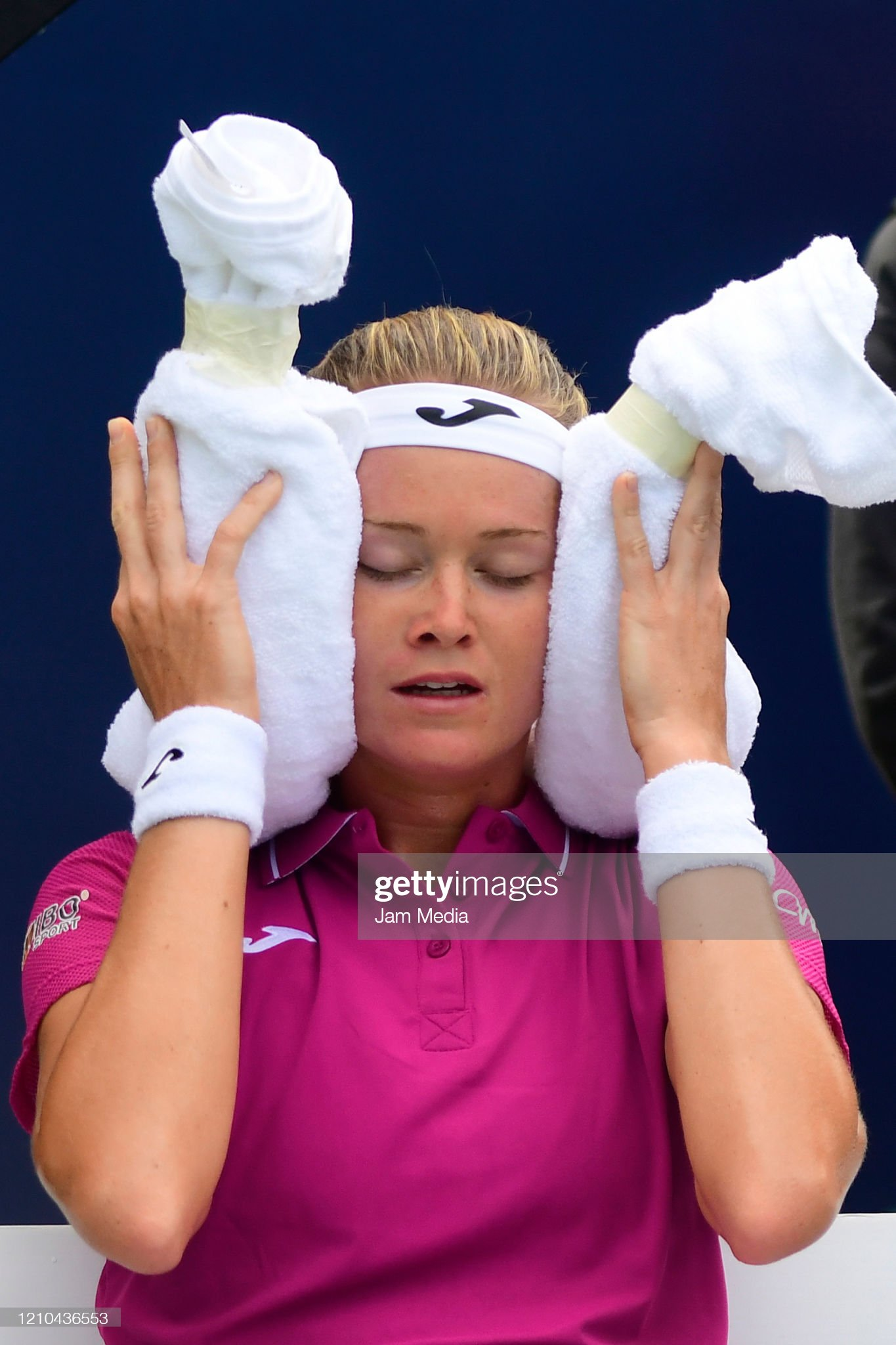 WTA Monterrey Open 2020 : News Photo