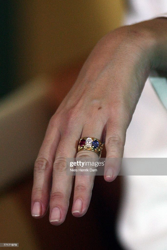Prince Joachim Of Denmark Announces His Engagement to Marie Cavallier : News Photo