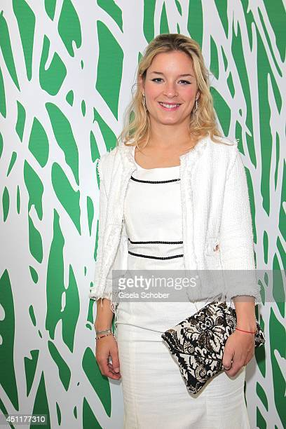 Marie Cecil von Fuerstenberg attends the private dinner hosted by mytheresacom at Museum Brandhorst on June 24 2014 in Munich Germany