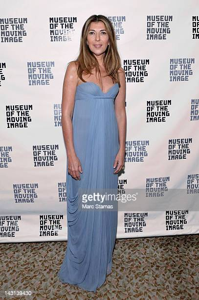 Marie Claire Fashion Director Nina Garcia attends the 2012 Museum Of The Moving Image Honors at the St Regis Hotel on April 19 2012 in New York City
