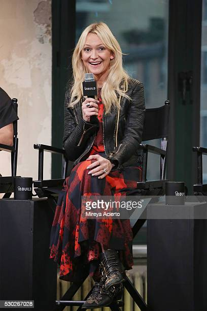 Marie Claire senior fashion editor E News fashion correspondent news Zanna Roberts Rassi discusses being a working mother at AOL Build Speaker Series...